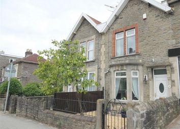 Thumbnail 2 bed terraced house for sale in High Street, Staple Hill, Bristol