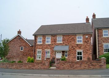 Thumbnail 4 bed detached house to rent in Heol Stradling, Coity, Bridgend.