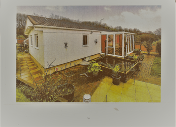 Thumbnail 1 bed mobile/park home for sale in South Walk, Roseveare Park, Saint Austell, Cornwall