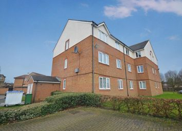 Thumbnail 2 bed flat for sale in Crusader Way, Watford