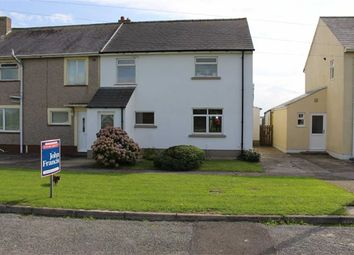 Thumbnail 3 bed semi-detached house for sale in Military Road, Pennar, Pembroke Dock