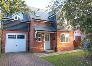 Thumbnail 3 bedroom detached house to rent in Orvis Lane, East Bergholt, Colchester