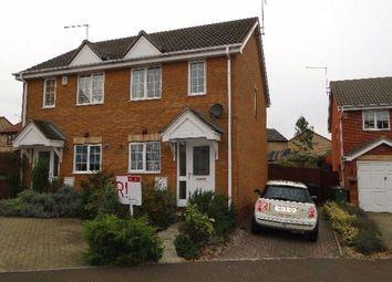 Thumbnail 2 bedroom property to rent in Kedleston Road, Peterborough