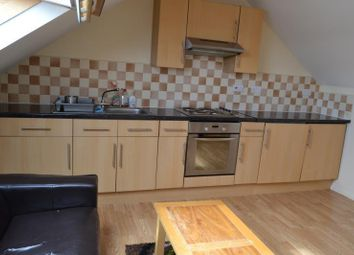 Thumbnail 2 bed flat to rent in Penarth Road, Cardiff