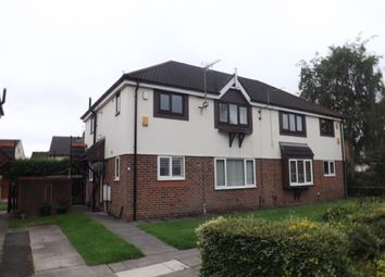 Thumbnail 1 bed flat for sale in Tower Grove, Leigh, Greater Manchester