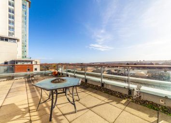 Thumbnail 2 bed flat for sale in Granary Mansions, Erebus Drive, London