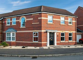 Thumbnail 4 bed detached house for sale in Heron Drive, Gainsborough, Lincolnshire