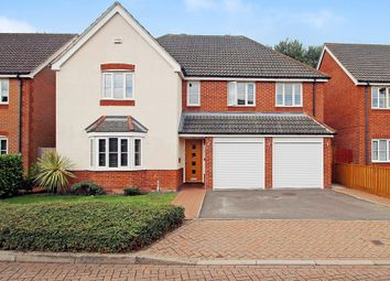 Thumbnail 5 bed detached house for sale in Waltham Close, Willesborough, Ashford