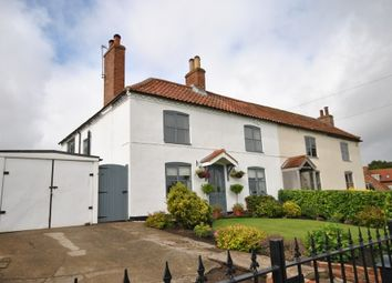 Thumbnail 3 bed semi-detached house for sale in Leys Lane, Gringley-On-The-Hill, Doncaster