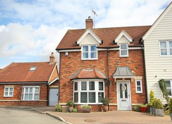Thumbnail 3 bed semi-detached house for sale in Gilmore Place, Great Baddow, Chelmsford, Essex