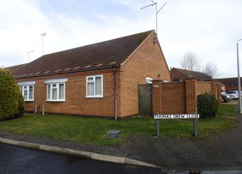 Thumbnail 2 bed bungalow to rent in Thomas Drew Close, Dersingham, King's Lynn