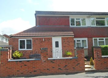 Thumbnail 2 bed end terrace house to rent in Willis Close, Uphill, Lincoln
