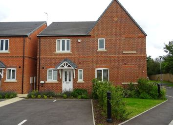 Thumbnail 2 bedroom semi-detached house for sale in Priory Mill Walk, Coundon, Coventry