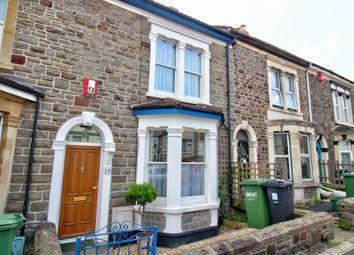 Thumbnail 2 bed terraced house for sale in Laurel Street, Kingswood, Bristol