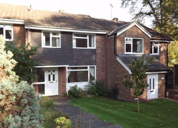 Thumbnail 3 bed terraced house to rent in Copse Close, Marlow, Buckinghamshire
