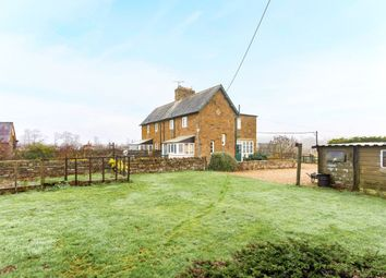 Thumbnail 3 bed semi-detached house to rent in 2 Green Grounds Cottages, Upton House Estate, Upton, Banbury