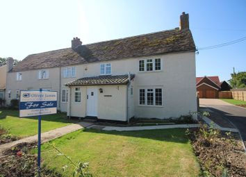 Thumbnail 4 bed cottage for sale in St. Ives Road, Old Hurst, Huntingdon, Cambridgeshire