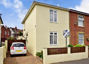 Thumbnail 2 bed semi-detached house for sale in Cross Street, Sandown, Isle Of Wight