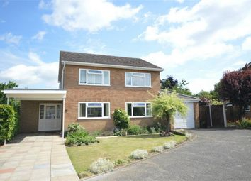 Thumbnail 3 bed detached house for sale in Marlow Court, Norwich