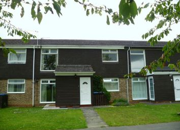 Thumbnail 2 bed flat for sale in Middlehope Grove, Bishop Auckland