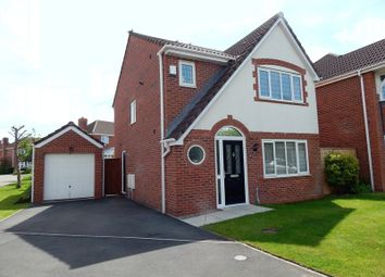 Thumbnail 3 bedroom detached house for sale in Cromwell Way, Penwortham, Preston