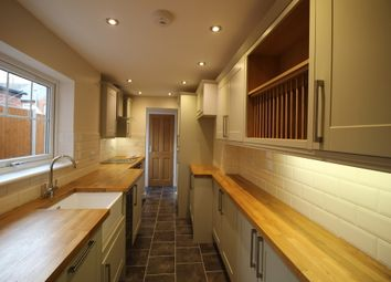 Thumbnail 2 bed terraced house to rent in Lucas Road, Colchester