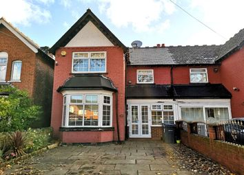 Thumbnail 3 bed semi-detached house for sale in Finnemore Road, Bordesley Green, Birmingham