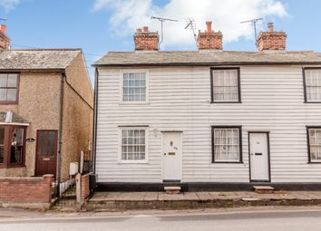 Thumbnail 1 bed cottage for sale in Spring Road, St. Osyth, Clacton-On-Sea, Essex