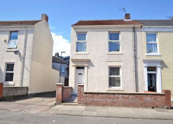 Thumbnail 3 bed terraced house for sale in Grey Street, North Shields