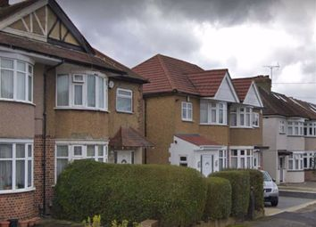 Thumbnail 3 bed semi-detached house to rent in Ivanhoe Drive, Kenton, Middx