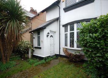 3 bed end terrace house for sale in Church Road, St. Annes, Lytham St. Annes FY8