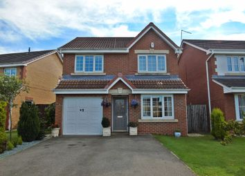 Thumbnail 4 bedroom detached house for sale in Abbeydale Gardens, South Hetton, Durham