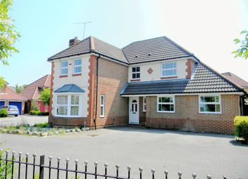 Thumbnail 4 bed detached house for sale in Peppard Road, Maidenbower, Crawley