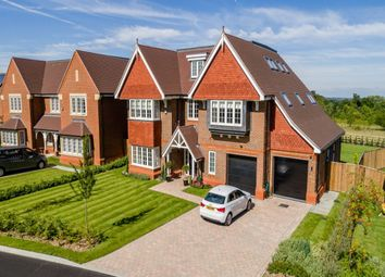 Thumbnail 7 bed detached house for sale in Priest Hill Close, Ewell, Epsom
