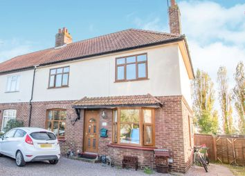 Thumbnail 3 bed semi-detached house for sale in Estover Road, March