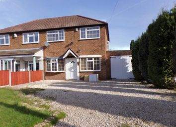Thumbnail 3 bed semi-detached house for sale in Maxholm Road, Sutton Coldfield, West Midlands