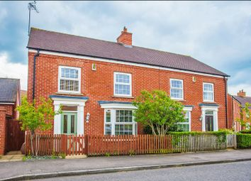 Thumbnail 3 bed semi-detached house to rent in Lincoln, Buckingham
