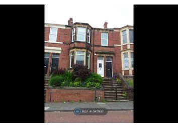 Thumbnail 3 bed flat to rent in Rectory Road, Gateshead