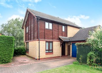 Thumbnail 4 bed detached house for sale in Swallowfield, Werrington, Peterborough