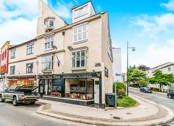 Thumbnail 3 bed flat for sale in Notte Street, Plymouth