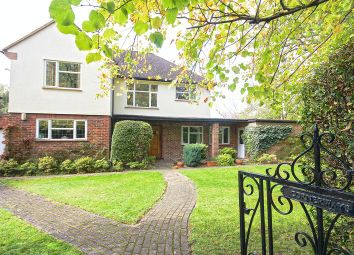 Thumbnail 4 bed detached house for sale in Rowlands Avenue, Pinner