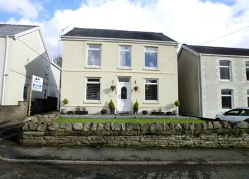 Thumbnail 3 bedroom detached house for sale in Lone Road, Clydach, Swansea