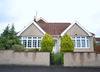 Thumbnail 2 bed detached bungalow for sale in Abbots Avenue, Hanham, Bristol