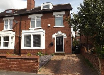 Thumbnail 4 bed semi-detached house to rent in Osborne Road, Doncaster