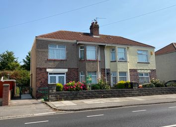 Thumbnail 3 bed semi-detached house for sale in Broad Street, Canton, Cardiff