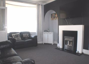 Thumbnail 3 bed terraced house to rent in Welldeck Road, Hartlepool