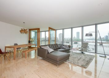 Thumbnail 3 bed flat to rent in The Tower, St George Wharf