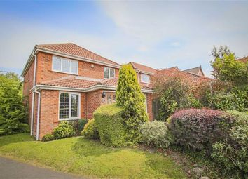 Thumbnail 3 bed detached house for sale in Great Wood Close, Chorley, Lancashire