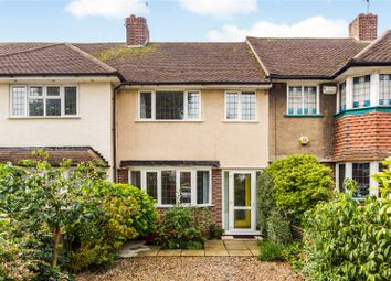 Thumbnail 3 bedroom terraced house for sale in Meadway, Twickenham