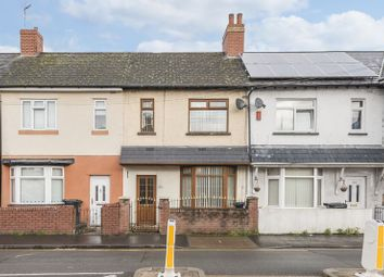 Thumbnail 3 bed terraced house for sale in Cromwell Road, Newport